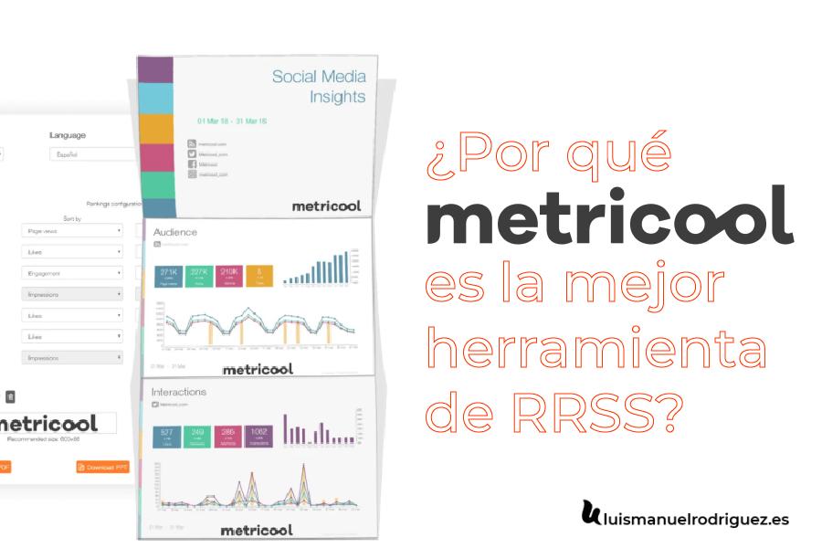 Metricool, la mejor herramienta para gestionar tus redes sociales
